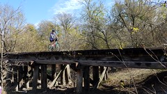 Chaparral Rail Trail_aka NE Texas Trail around Celeste, TX_Don Parker