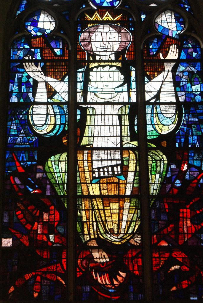 De Papagaai, Eglise discrète de l'artère commerciale d'Amsterdam