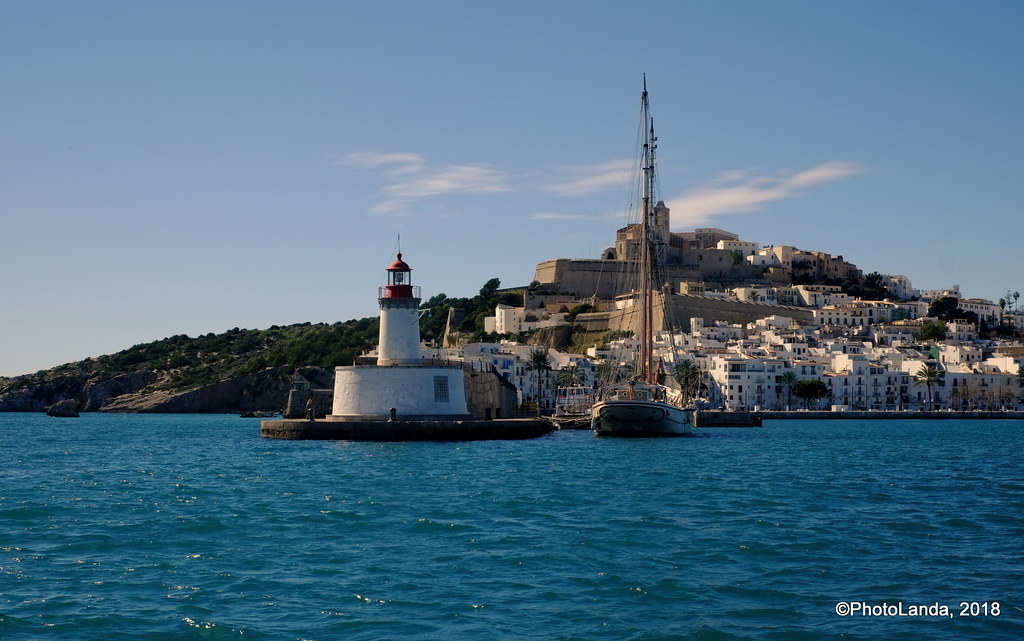 Ibiza mapa espa a mapcarta - Codigo postal ibiza ...