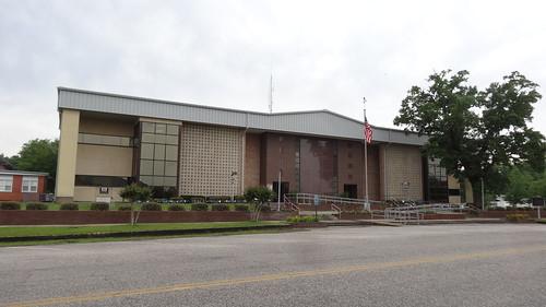 Washington County Courthouse, Chatom, AL