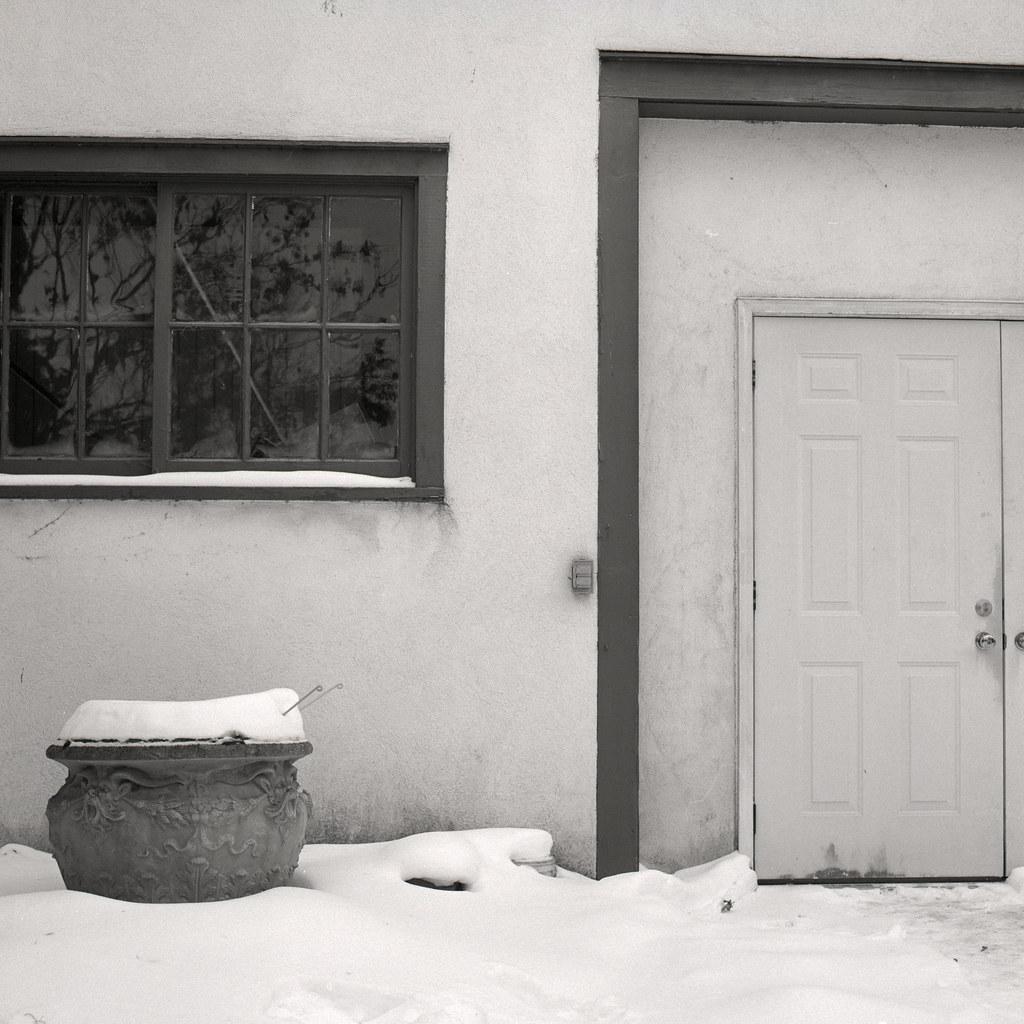 A simple door