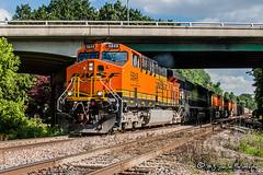 BNSF 5849 | GE ES44AC | CN Fulton Subdivision