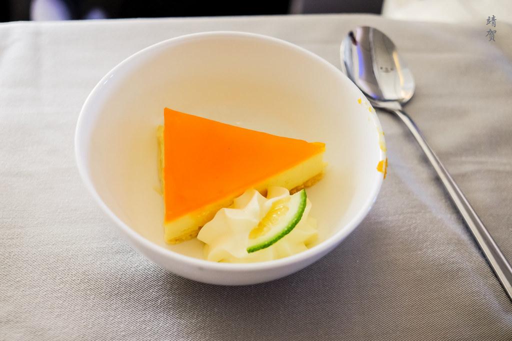 Pinacolada cheese cake