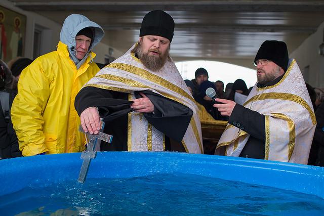2018.01.19 Крещение Господне