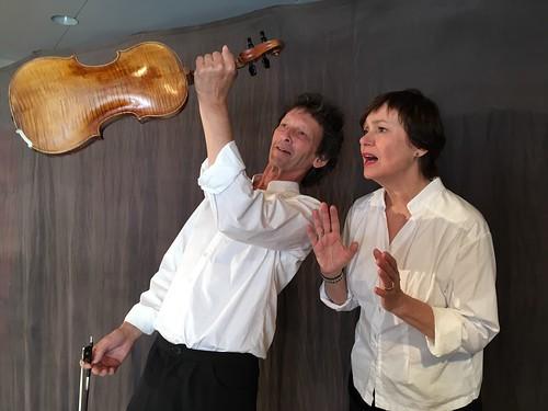 Spela aldrig Mozart – så länge jag lever
