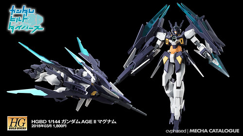 Gundam Build Next Battle Project - High Grade Build Divers (HGBD)