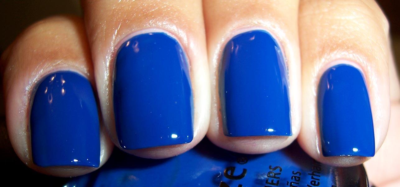 Amazing Blue Nail Polishes 2018 - Nails Polish