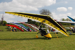 G-CBLT Mainair Blade [1315-0202-7] Popham 020509