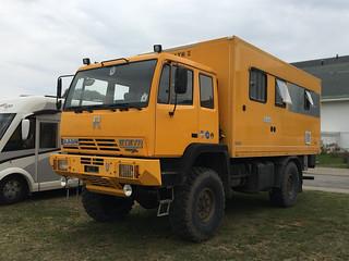 Steyr 12M21 Green Class