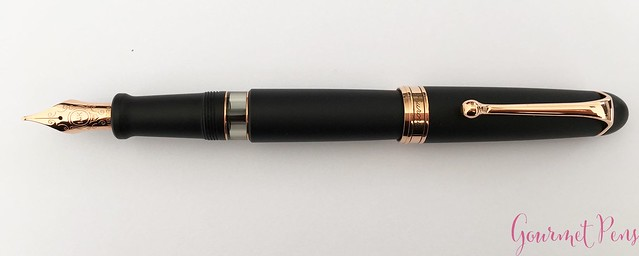 Review Aurora 88 Satin Fountain Pen @iguana_sell @Iguanasell_ES 10