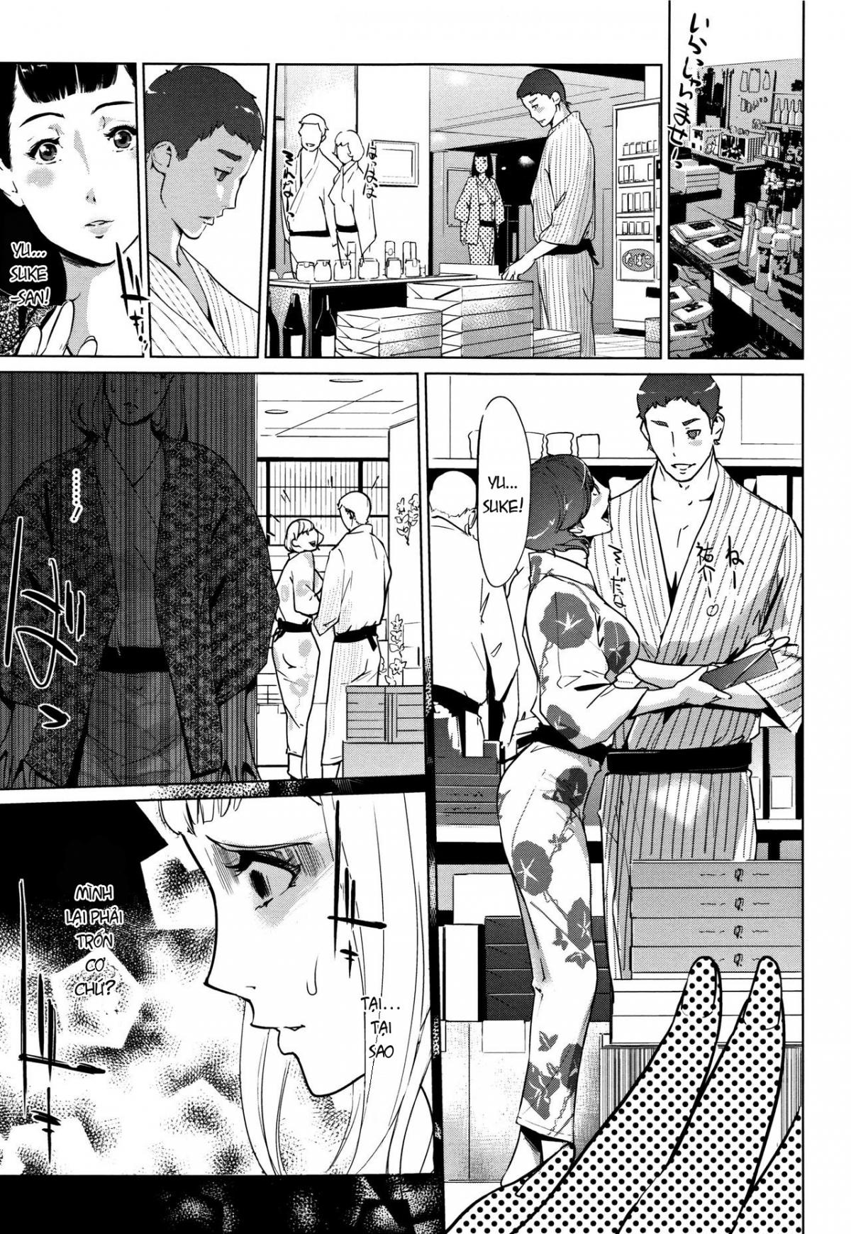 HentaiVN.net - Ảnh 24 - Shinjuiro no Zanzou - Pearl Grey Afterimage; Shinjuiro No Zanzou ~Kazoku Ga Neshizumatta Ato De~ - Chap 3