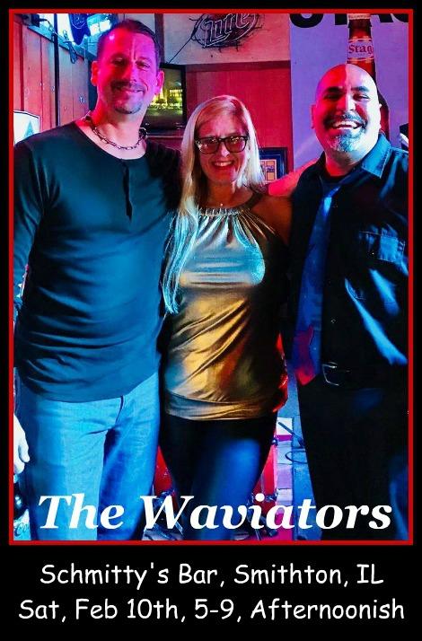 The Waviators 2-10-18