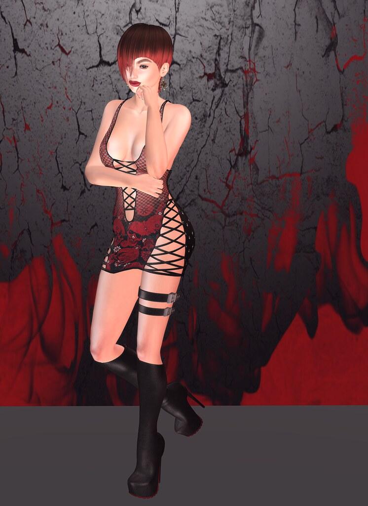 BDR Huntah Outfit 2