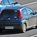 Peugeot 107 1.0 - AB-844-HM 86 - Vienne, France