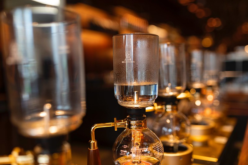 Bình pha cà phê Siphon