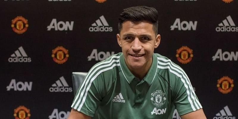 Alexis: Aku bergabung Man Utd untuk memenangkan segalanya