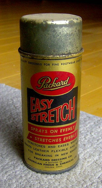 1950s Packard Easy Stretch spray can