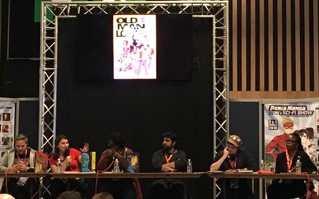 Paris Manga et Sci-Fi Show 25