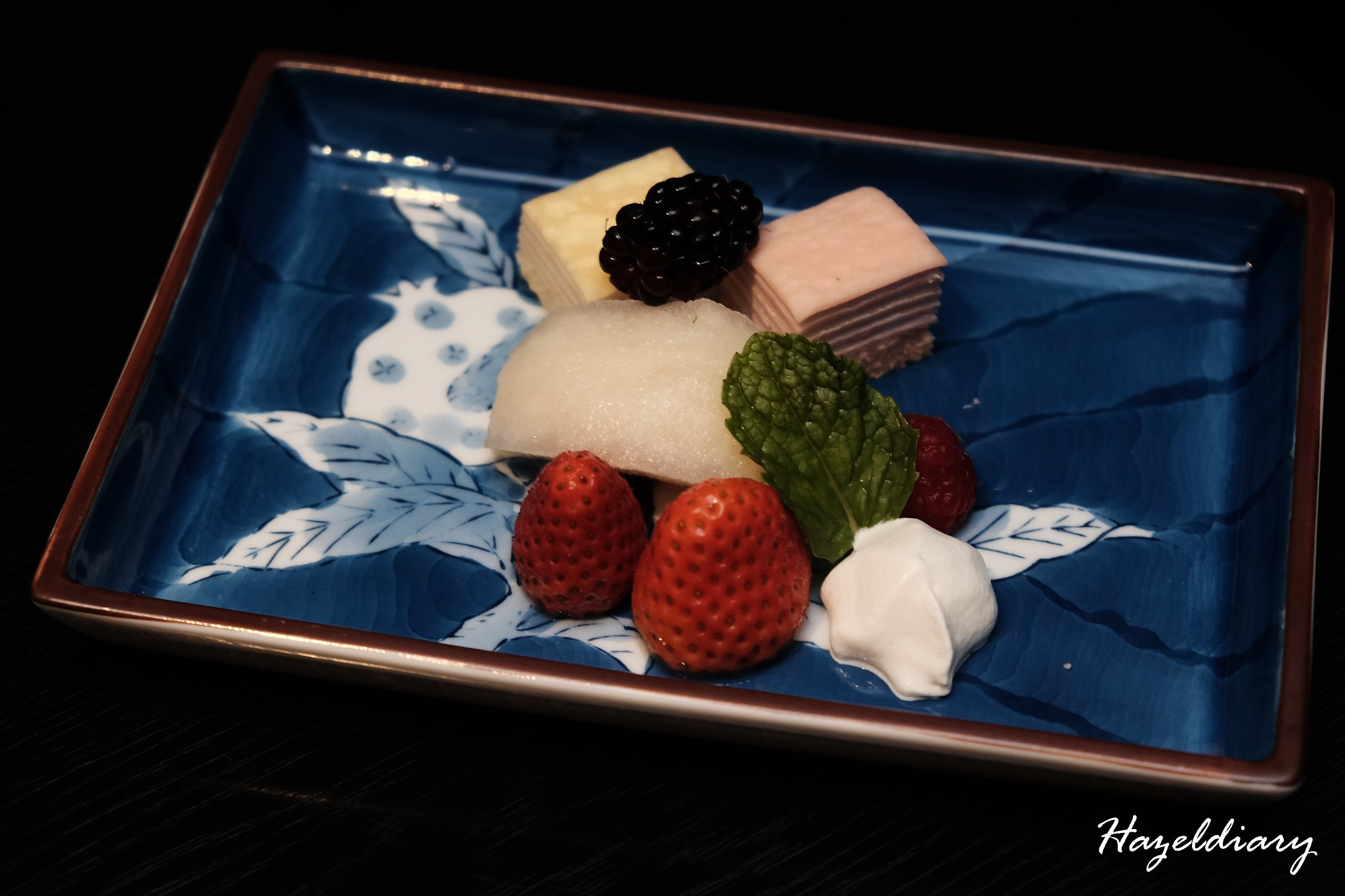 Shima Japanese Kaiseki Restaurant-Dessert
