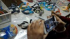 laboraratorio maschere accademia belle arti