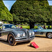 Alfa Romeo 6C 2500 SS 'Trossi' Touring Coupé (1946) & Mercedes-Benz 300 SL Roadster (1958)