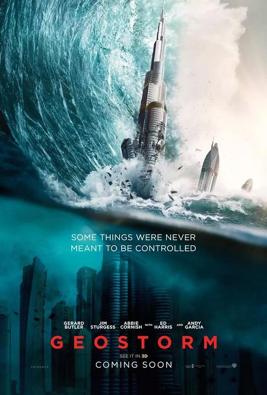 Geostorm - Poster 3
