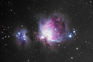 M42, The Great Nebula in Orion | by wbb4