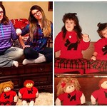 Recreating dorky family photos. by bartlewife