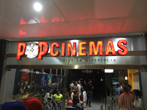 139 - POP-Cinemas - Playa Dorada Mall
