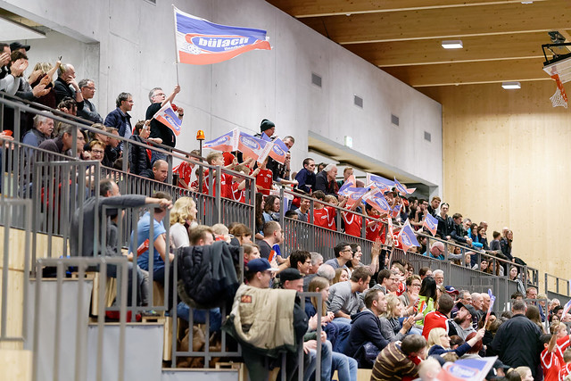 Semifinal Bülach Floorball vs. UH Red Lions Frauenfeld (03.03.2018)