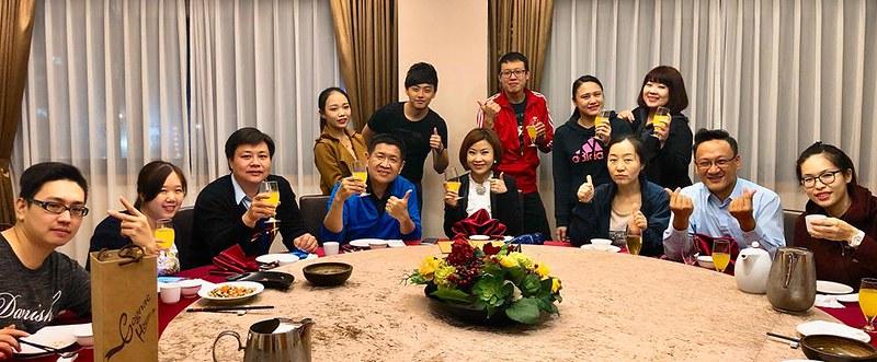 花蓮-翰品酒店 榮獲第二名 慶功宴 (5)