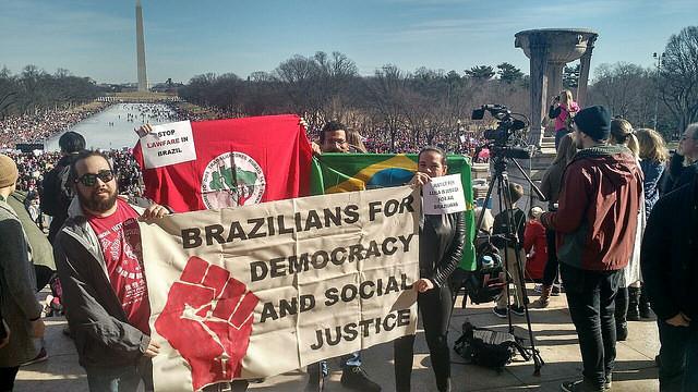Actos en apoyo a Lula da Silva ocurren en más de 20 países