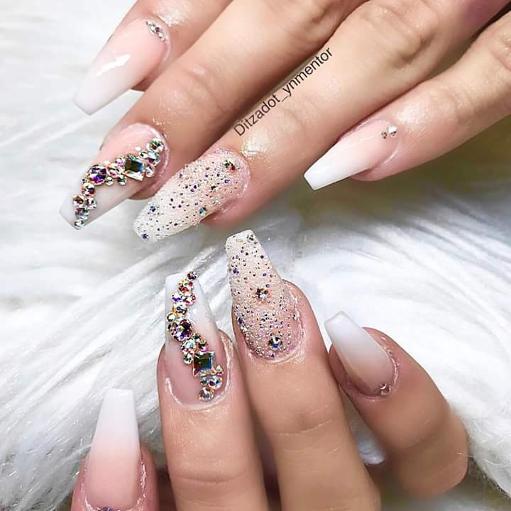 Nail Styles For Prom: Top 90 Lovely Prom Nail Art Designs For 2018