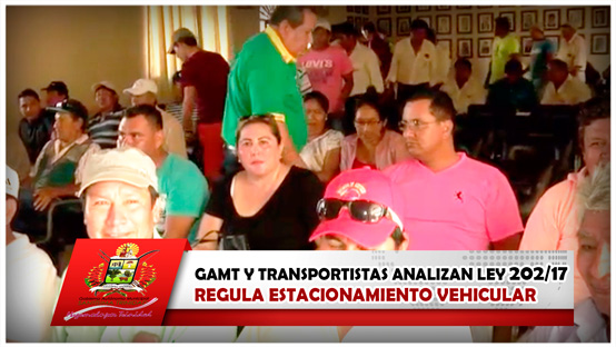 gamt-y-transportistas-analizan-ley-202-17-regula-estacionamiento-vehicular