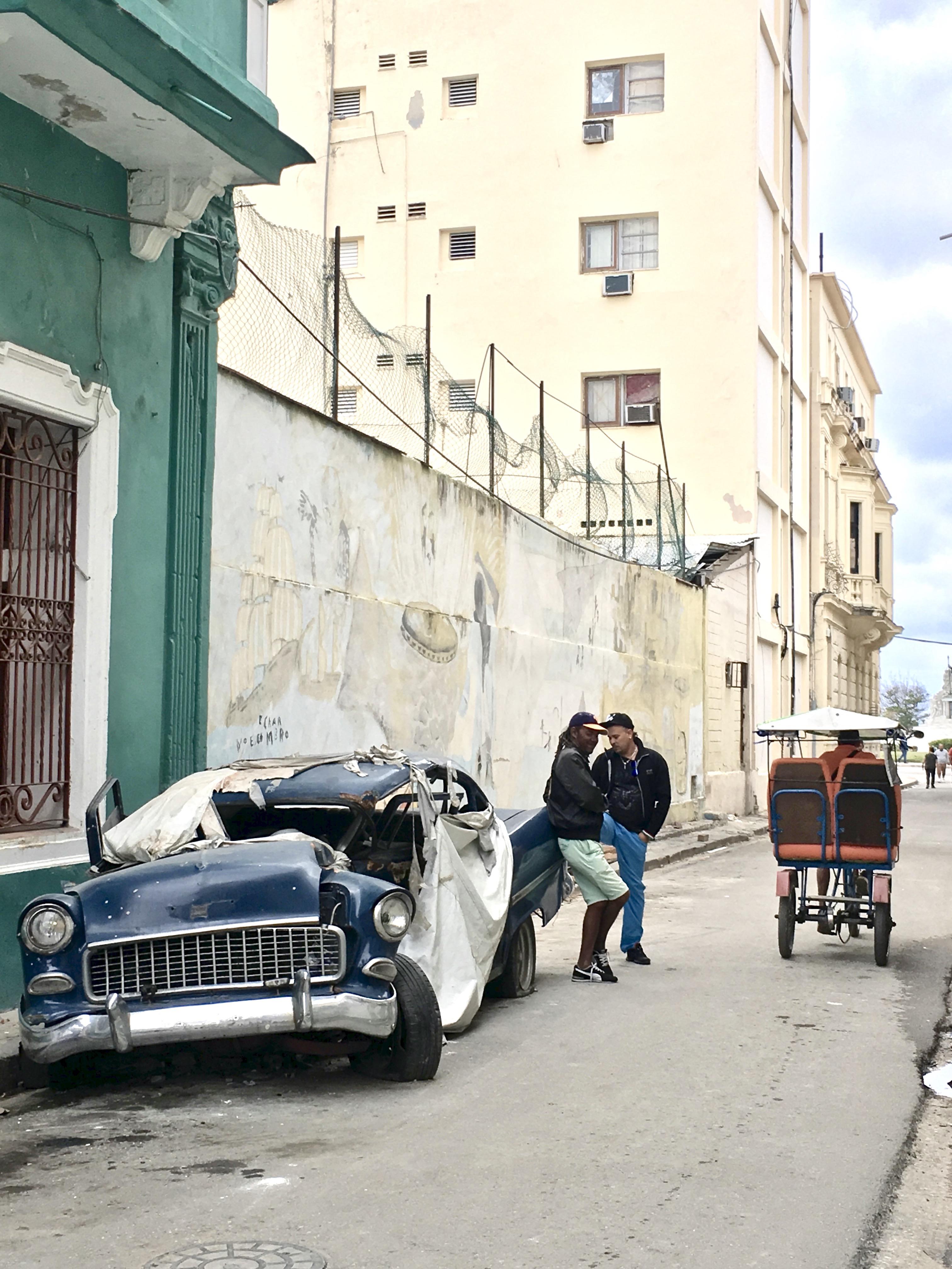 Kuuban vanhat autot
