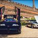 Bugatti EB110 SS & Ferrari 250 GT Lusso