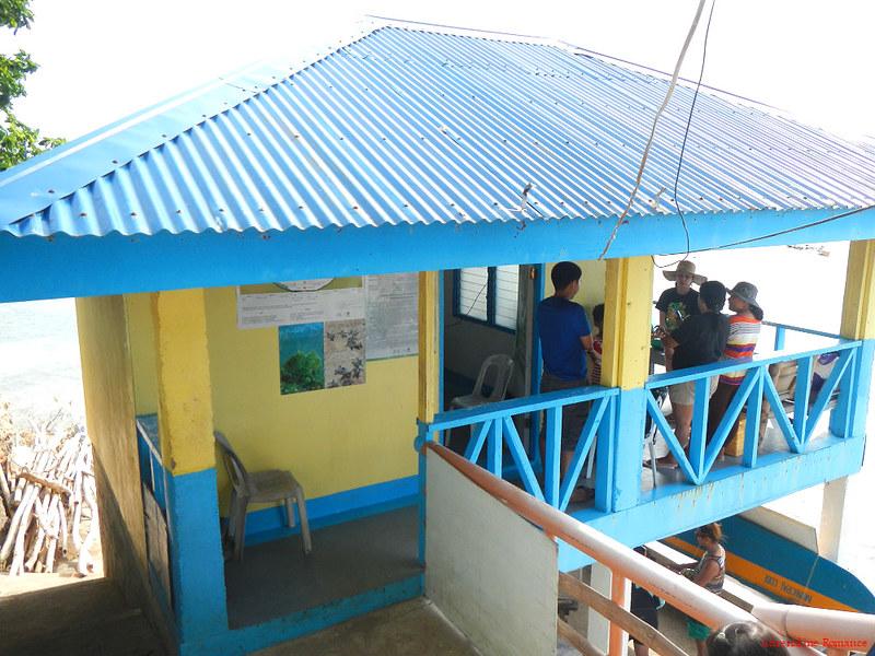 Bantay Dagat station