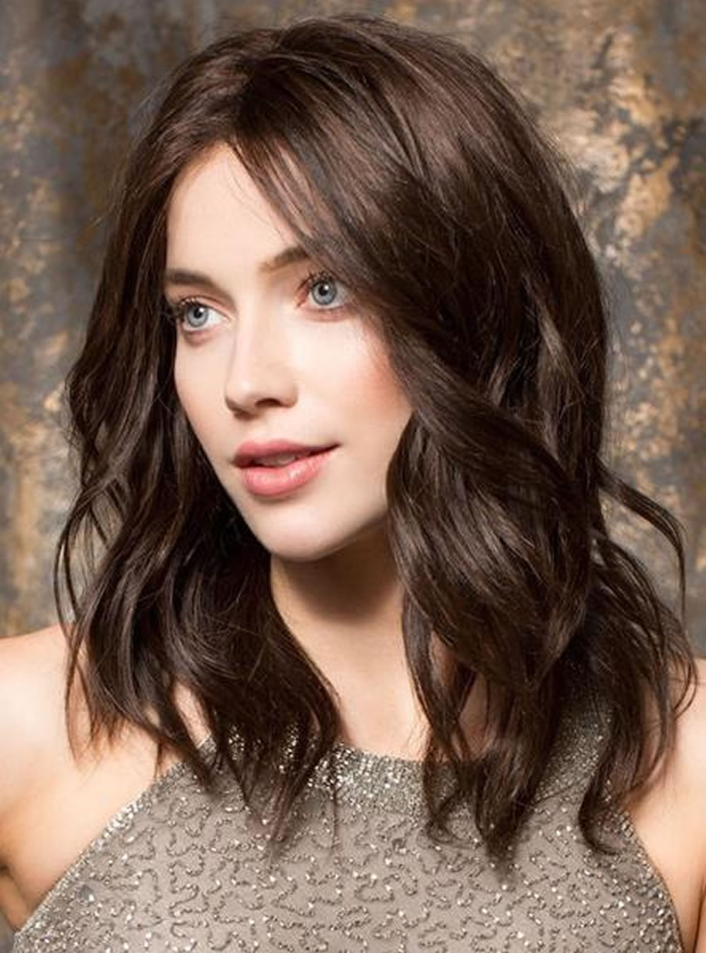 Medium Length Haircuts and Hair Color