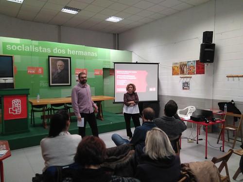 Primera jornada de formación y debate del PSOE Dos Hermanas