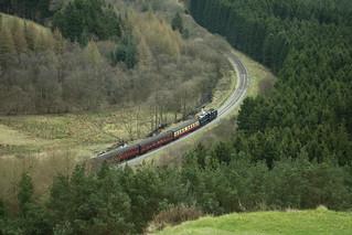 20170330-13_NYMR_Steam Train from Levisham Moor