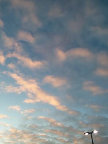 dayton sunset sunrise