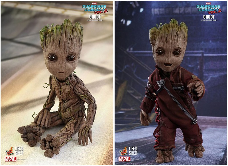 HOT TOYS BABY GROOT 03