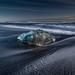 Iceberg beach by lloydlane