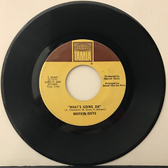 MARVIN GAYE:WHAT'S GOING ON(RECORD SIDE-A)