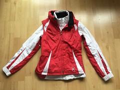 Lyžařská bunda s vestou Spyder - titulní fotka