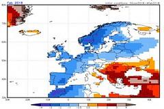 Počasí 2017/18: v únoru vrchol zimy díky major warmingu