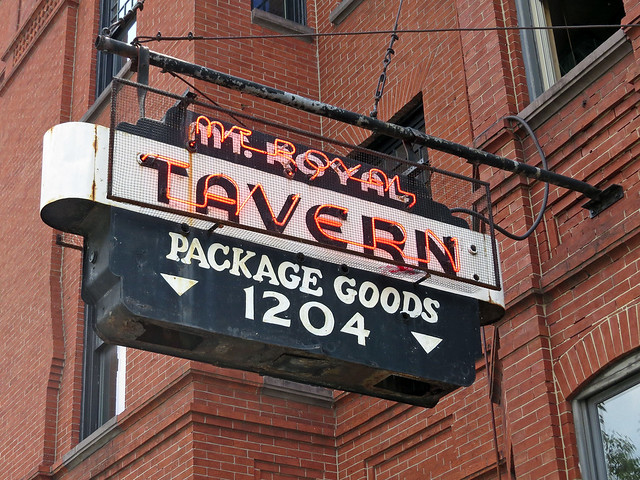 Mt. Royal Tavern