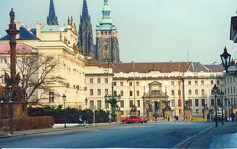 Prague capital Czech Republic