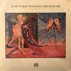 THE RASCALS:SEARCH AND NEARNESS(JACKET A)