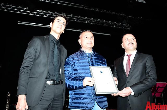 Hasan Çolak Anadolu Lisesi Mehmetçik için konser verdi -4